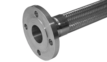 metal-hoses-flange